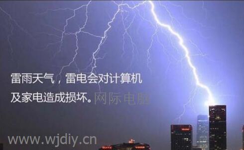 雷雨天气如何保护电脑计算机.jpg