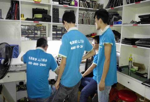 深圳南山区科陆大厦IT外包安装网络监控综合布线.jpg