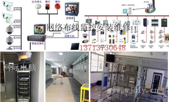 天汇大厦联合大厦泽华大厦网络布线监控安装维修.jpg