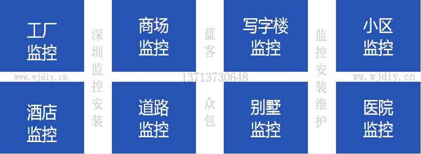 深圳监控安装_视频监控安装_监控安装常见问题解答