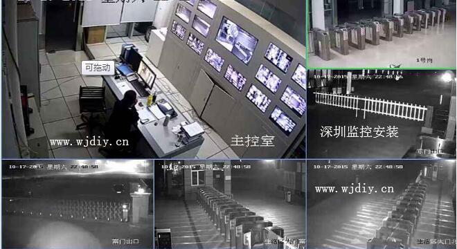 深圳观湖监控安装,福城安装监控系统,观澜视频监控安装.jpg