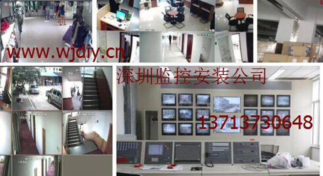 深圳龙华区大厦公司办公室网络布线-监控安装工程维护.jpg