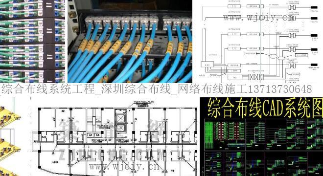 综合布线工程 一般办公楼的综合布线工程设计实施方案.jpg