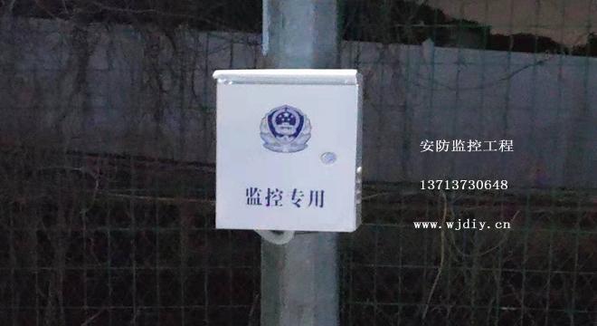 深圳山上空地工地临时用地安装监控工程立杆网桥无线监控.jpg