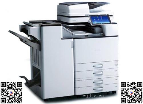 和平大厦理光打印机租赁;新龙华大厦彩色理光打印机出租.jpg