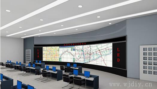 大屏幕显示系统与大屏幕拼接系统的联系与区别.jpg