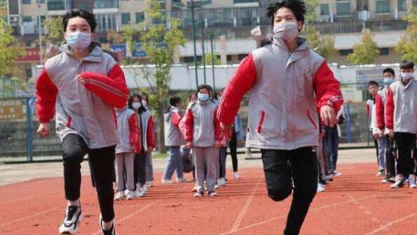 多地叫停学生体育课戴口罩-不允许学生上体育课戴口罩.jpg