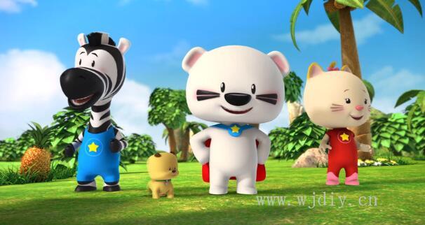 超级小熊布迷动画片,超级小熊布迷二动画片分集剧情.jpg