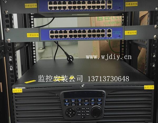 东莞长安厦岗复杂兴工业园监控安装43个摄像头.jpg