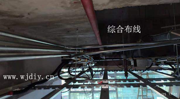 深圳福田区福田卓越世纪中心3号楼网络布线安装摄像头.png