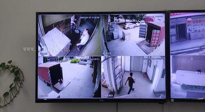 监控对于国家的重要性 深圳玉泉路附近监控安装.jpg