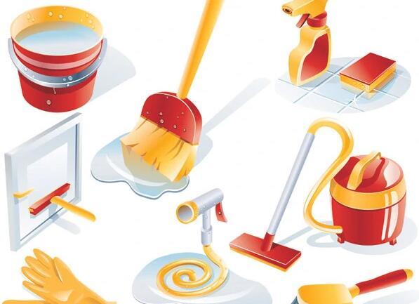 清洁产品在线 清洁产品危害人体健康与清洁用品基本种类.jpg