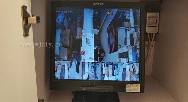 工厂安装监控时需要注意什么 南山区工业八路附近监控安装公司.jpg