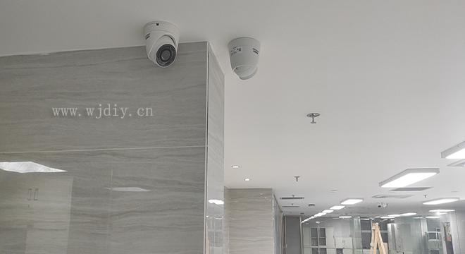网络摄像机监控安装图 监控的安装与接线图解.jpg