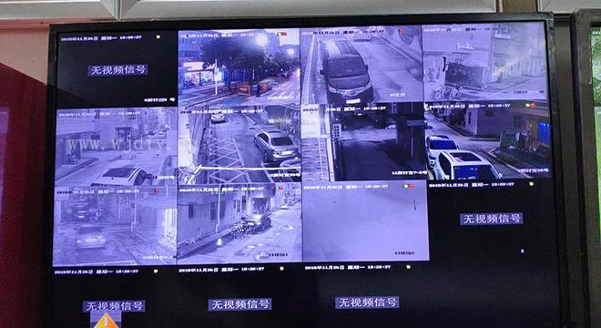 深圳宝安电脑监控公司 安装监控摄像头.jpg